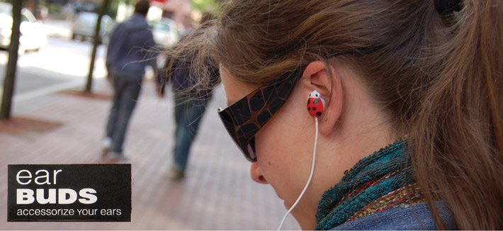 Ear Buds for iPods/mp3s