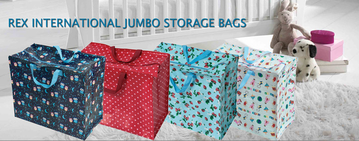 Jumbo Storage Bags & Jumbo storage bags | Laundry Bags available now at Bonkers