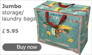 Jumbo Storage Bags at Bonkers Gifts