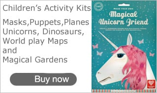 Children's Activity Kits at Bonkers Gifts