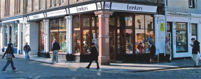 Bonkers Shop St Andrews